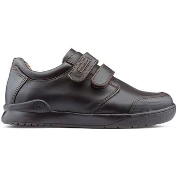Sapatos Criança Sapatilhas Biomecanics COLEGIAL BENJAMIN MARROM