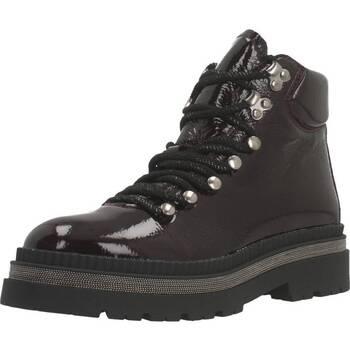 Sapatos Mulher Botas baixas Alpe 4427 53 Vermelho