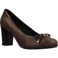 Sapatos Mulher Escarpim Geox D ANNYA Marron