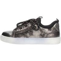 Sapatos Rapariga Sapatilhas Nero Giardini A830570F Cinza