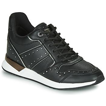 Sapatos Mulher Sapatilhas Guess FL5REJ-ELE12-BLACK Preto