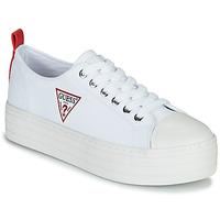 Sapatos Mulher Sapatilhas Guess BRIGS Branco