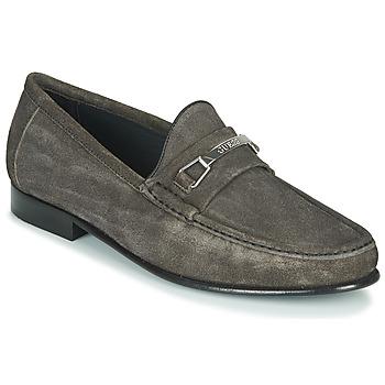 Sapatos Homem Mocassins Guess PADOVA Preto