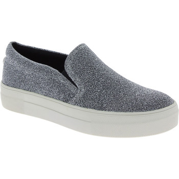 Sapatos Mulher Slip on Steve Madden 91000718 09008 14001 argento