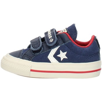 Sapatos Rapaz Sapatilhas Converse 762767C Azul