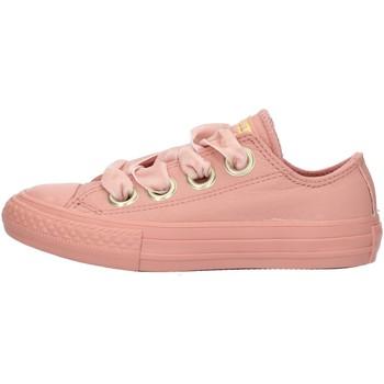 Sapatos Rapariga Sapatilhas Converse 661878 Rosa