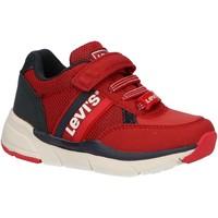 Sapatos Criança Sapatilhas Levi's VORE0013S NEW OREGON Rojo