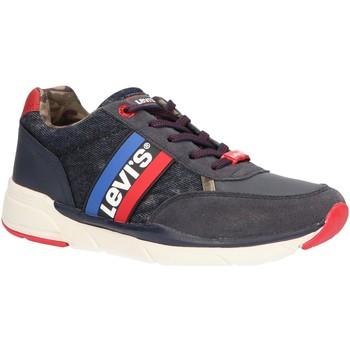 Sapatos Criança Sapatilhas Levi's VORE0016S NEW OREGON Azul