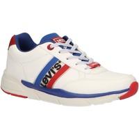 Sapatos Criança Sapatilhas Levi's VORE0016S NEW OREGON Blanco