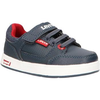 Sapatos Criança Sapatilhas Levi's VGRA0065S NEW GRACE Azul