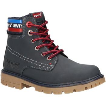 Sapatos Criança Botas baixas Levi's VFOR0020S FORREST 0040 NAVY 35 Azul