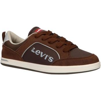 Sapatos Criança Sapatilhas Levi's VCHI0024S CHICAGO Beige