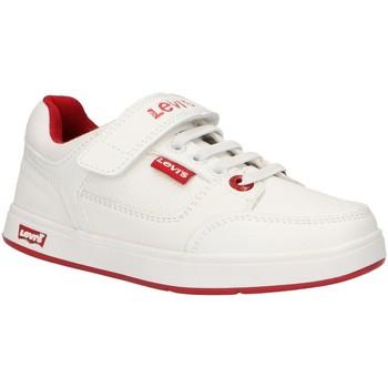 Sapatos Criança Sapatilhas Levi's VGRA0061S NEW GRACE Blanco
