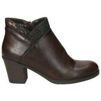 Sapatos Mulher Botas baixas Deity YSY16573-ME Marron