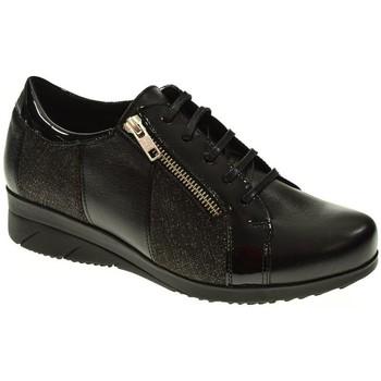 Sapatos Mulher Sapatilhas Baerchi 36301 Negro