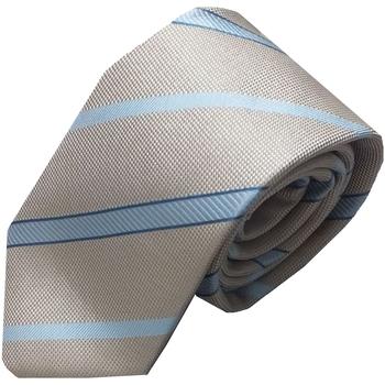 Textil Homem Gravatas e acessórios Jack & Jones 12148704 JACTRAIN TIE NAVY BLAZER AZURE BLUE Marrón