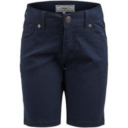 Textil Rapaz Shorts / Bermudas Jack & Jones 12153574 PKTAKM COINS 5 POCKET SHORTS DARK NAVY Azul marino