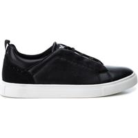 Sapatos Homem Sapatilhas Xti 48707 NEGRO Negro