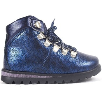 Sapatos Rapaz Sapatilhas de cano-alto Pablosky Botas  066623 Marino Azul
