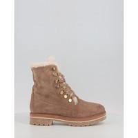 Sapatos Mulher Botas de neve Alpe 4488 Arena Beige