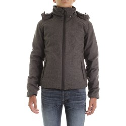 Textil Homem Jaquetas Yes Zee J834-L700 Cinza