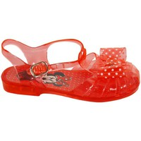 Sapatos Rapariga Sapatos aquáticos Minnie Mouse DM000970-B1721 Rojo