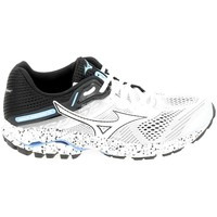Sapatos Mulher Sapatilhas de corrida Mizuno Wave Inspire 15 Blanc Noir Branco