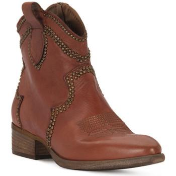 Sapatos Mulher Botins Priv Lab ROSSO BUFALO Rosso
