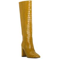 Sapatos Mulher Botas Priv Lab OCRA COCCO Giallo