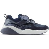 Sapatos Rapariga Sapatilhas Geox SINEAD GB SHOES DK_NAVY