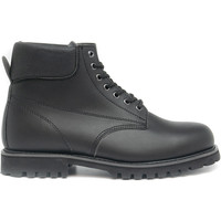 Sapatos Botas baixas Nae Vegan Shoes Atka Black preto