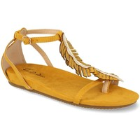 Sapatos Mulher Sandálias Festissimo C3829 Amarillo