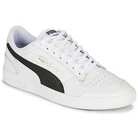 Sapatos Homem Sapatilhas Puma RALPH SAMPSON Branco / Preto