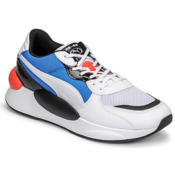 Sapatos Homem Sapatilhas Puma RS 9.8 MERMAID Branco / Preto / Azul
