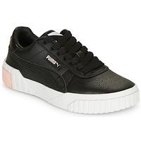 Sapatos Rapariga Sapatilhas Puma CALI Preto