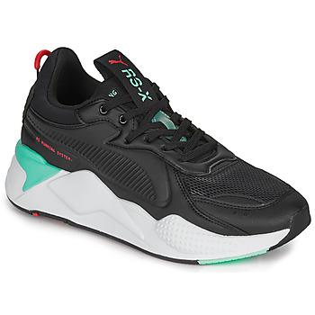 Sapatos Homem Sapatilhas Puma RS-X Preto / Branco