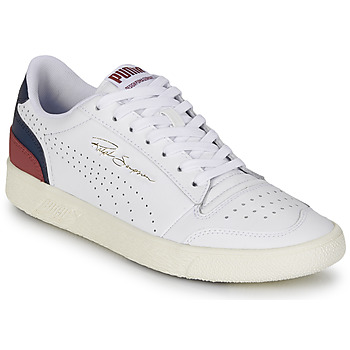 Sapatos Homem Sapatilhas Puma RALPH SAMPSON Branco / Marinho / Bordô
