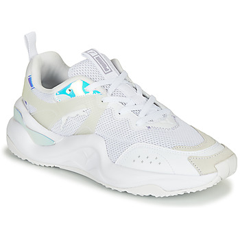 Sapatos Mulher Sapatilhas Puma RISE Glow Branco