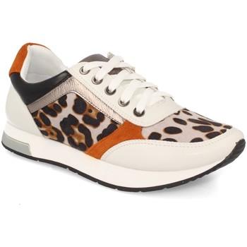 Sapatos Mulher Sapatilhas Kylie K1940004 Leopardo