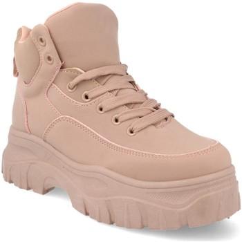 Sapatos Mulher Botas baixas Kylie K1941303 Rosa