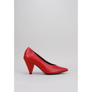 Sapatos Mulher Escarpim Krack LISSA Vermelho