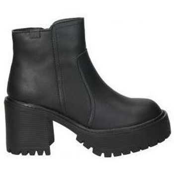 Sapatos Mulher Botins Coolway BORNISE Noir
