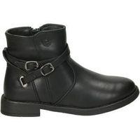 Sapatos Criança Botas baixas Chika 10 CUBILETE 04 Noir