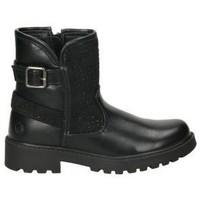 Sapatos Rapariga Botas baixas Chika 10 DADO 07 Noir