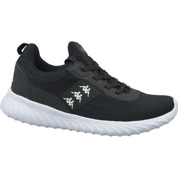 Sapatos Mulher Sapatilhas Kappa Modus II Noir