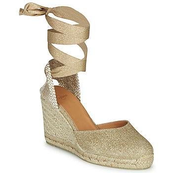 Sapatos Mulher Sandálias Castaner CARINA Dourado