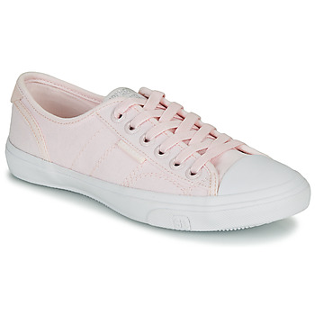 Sapatos Mulher Sapatilhas Superdry LOW PRO SNEAKER Rosa