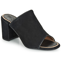 Sapatos Mulher Chinelos Superdry EDIT MULE Preto