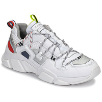 Sapatos Mulher Sapatilhas Tommy Hilfiger CITY VOYAGER CHUNKY SNEAKER Branco