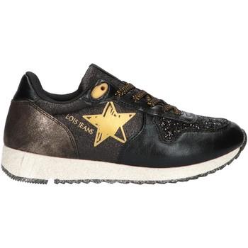 Sapatos Rapariga Sapatilhas Lois 63045 Negro